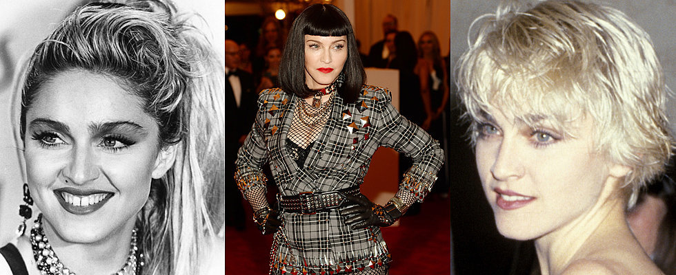 The Original Material Girl: Madonna's Most Iconic Moments In Beauty