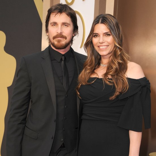 Christian Bale Welcomes Second Child