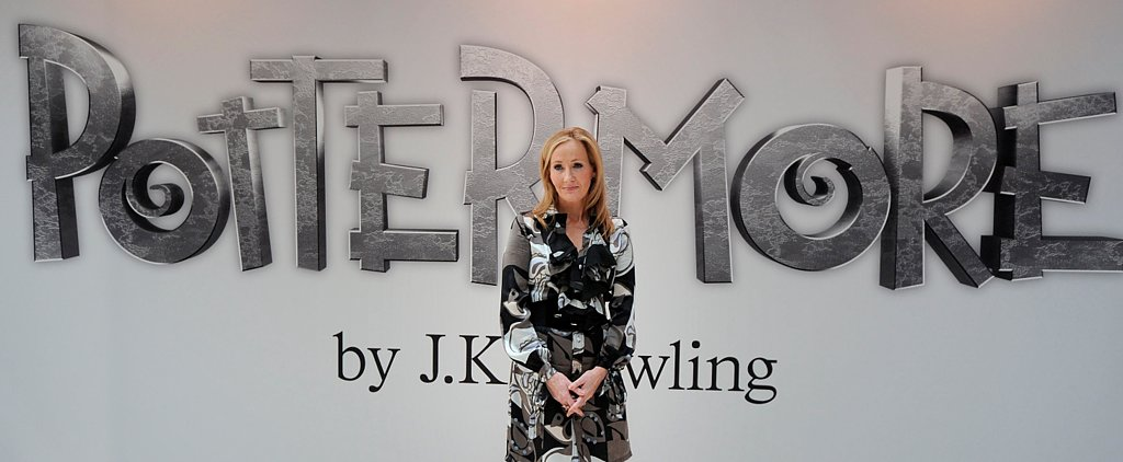 What You Need to Know About J.K. Rowling's New Harry Potter Character