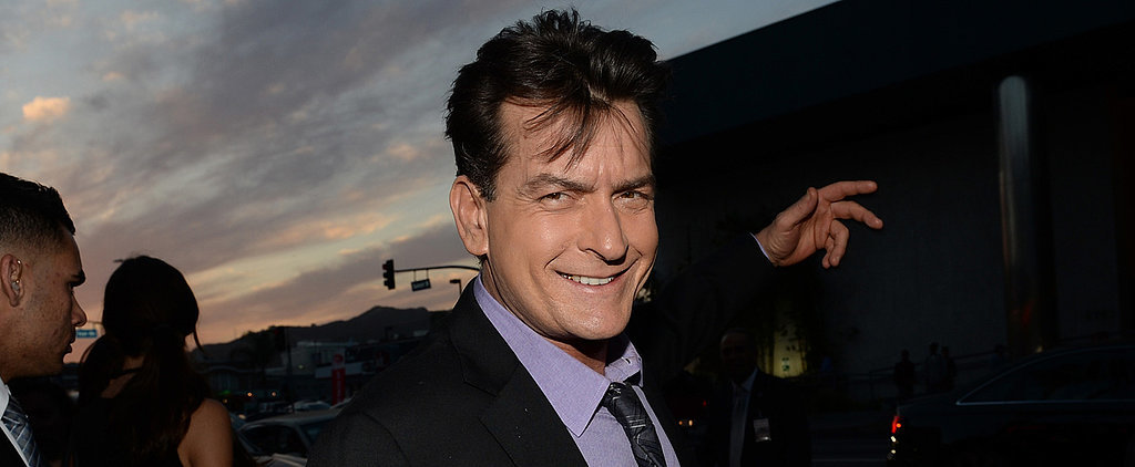 Charlie Sheen's Ice Bucket Challenge Is Not What You Think It Is