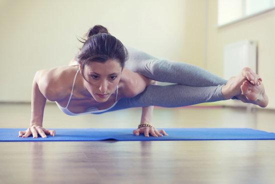 6 Yoga Poses to Help You Train Like an Athlete