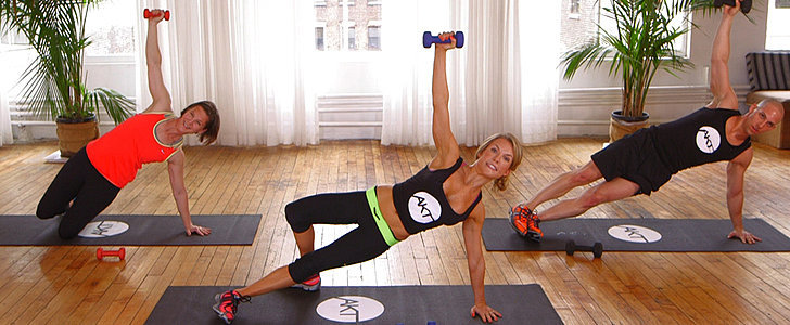 Feel Sore Tomorrow With This 30-Minute Upper-Body Workout
