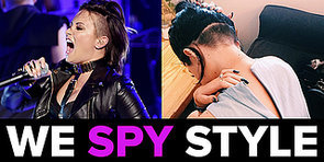 We Spy: Is Shaving Your Head Like Demi Lovato the New Lob?