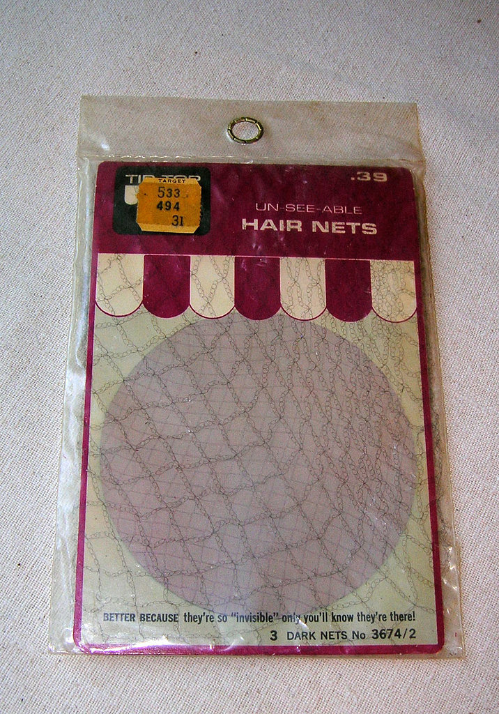 1960s Invisible Hairnets
