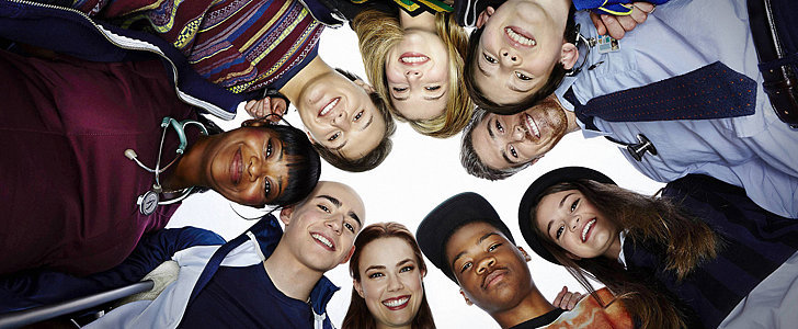 All About Red Band Society, the New Show That May Break Your Heart
