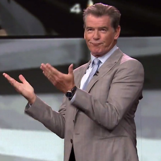 Pierce Brosnan Playing GoldenEye 007 | Video