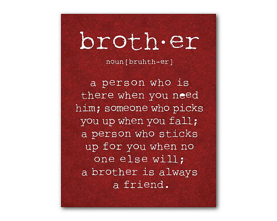 Oh Brother