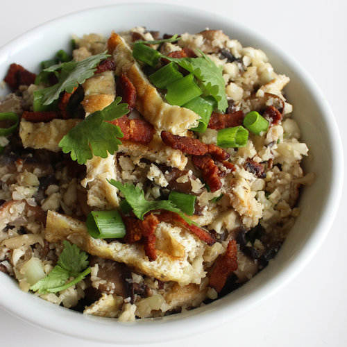 Asian Cauliflower Fried Rice