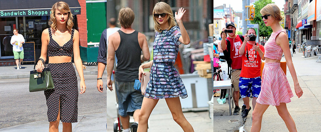 Another Day, Another Perfectly-Polished Outfit by Taylor Swift