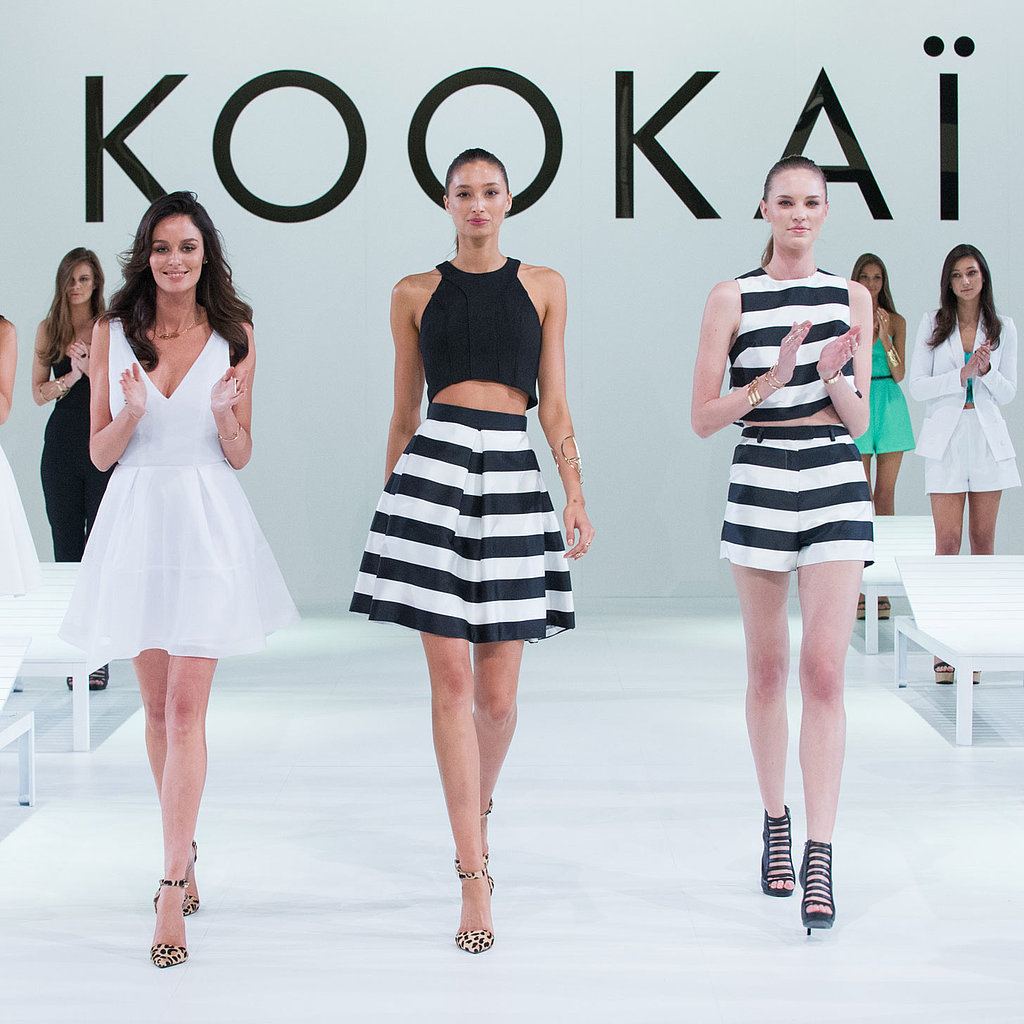 Kookai Spring Summer 2014 2015 Fashion Show Runway Pictures Popsugar Fashion Australia
