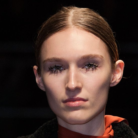 The Best Prada Fashion Show Hair and Makeup