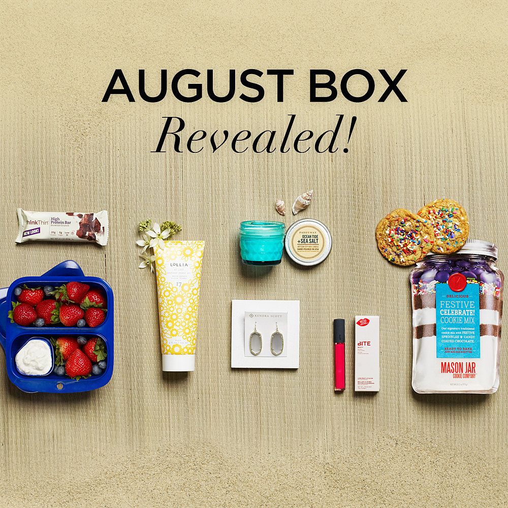 August POPSUGAR Must Have Revealed — Don't Miss September!