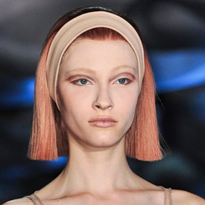 Marc Jacobs Hair and Makeup | Fashion Week