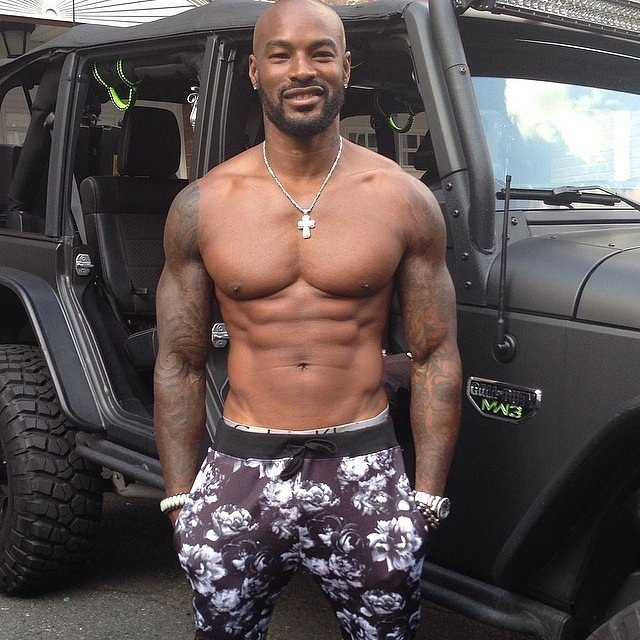 Source: Instagram user tysoncbeckford