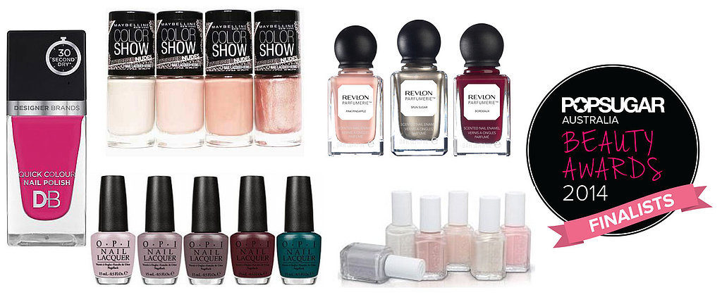 POPSUGAR Australia Beauty Awards 2014: Vote For the Best Nail Colour Collection