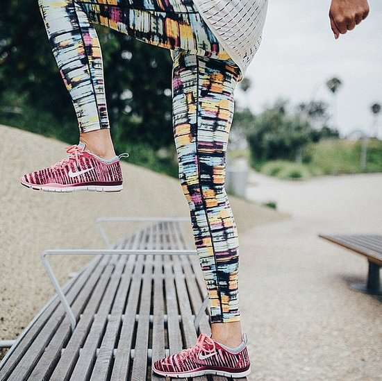 Do You Wear Bright Workout Pants?
