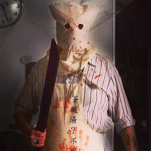 Deadly Butcher