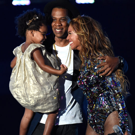 Pictures of Blue Ivy at the MTV VMAs 2014