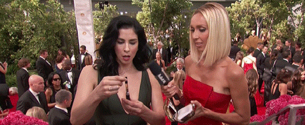 Yes, Sarah Silverman Showed Off Her Vaporizer at the Emmys