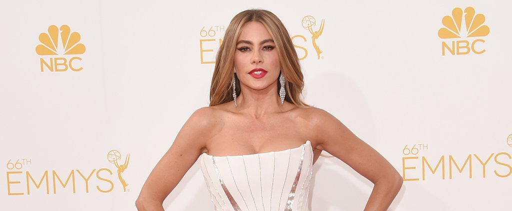 Does Sofia Vergara Deserve an Award For Her Dress Alone?