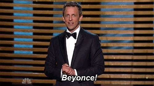 Seth Surprised Us All and Introduced Beyoncé