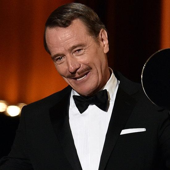 Bryan Cranston Wins Best Actor Emmy 2014