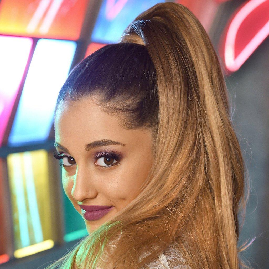 Ariana Grande's Ponytail | POPSUGAR Beauty