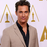 Will Matthew McConaughey EGOT?