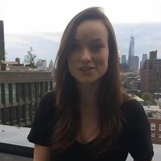 Olivia Wilde Ice Bucket Challenge Video