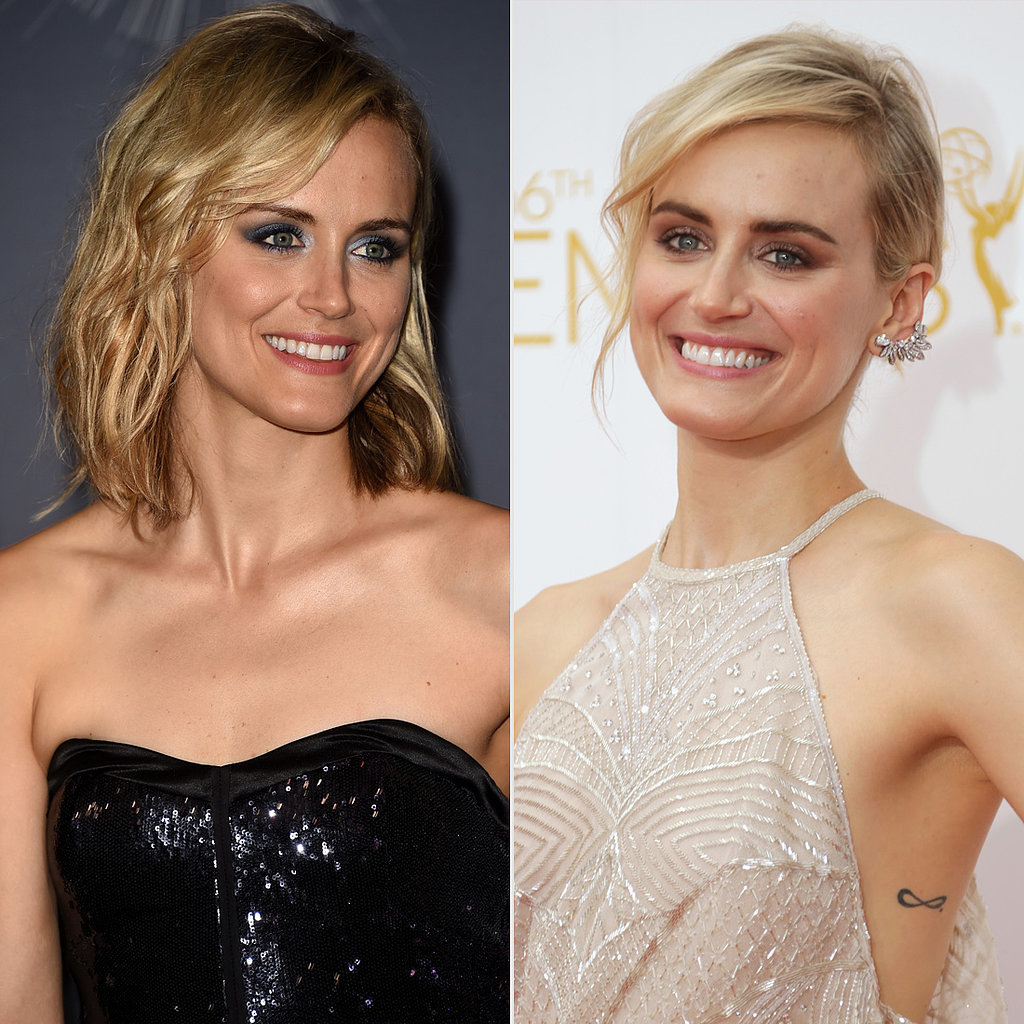 Which Time Did Taylor Schilling Look Best?