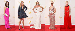 See All the Celebrity Arrivals on the 2014 Emmys Red Carpet!
