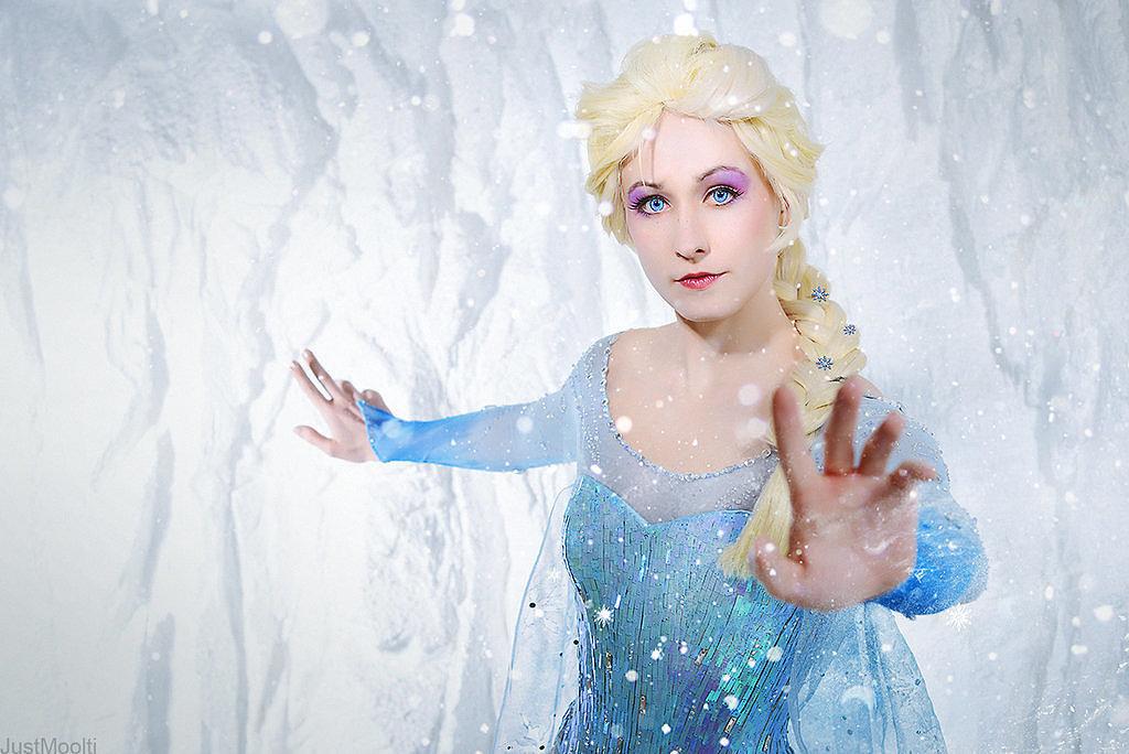 Frozen sex