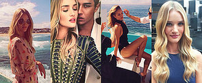 Real Beauty: 5 Minutes With Rosie Huntington-Whiteley