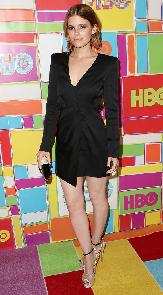 Kate Mara at the HBO Emmys Afterparty