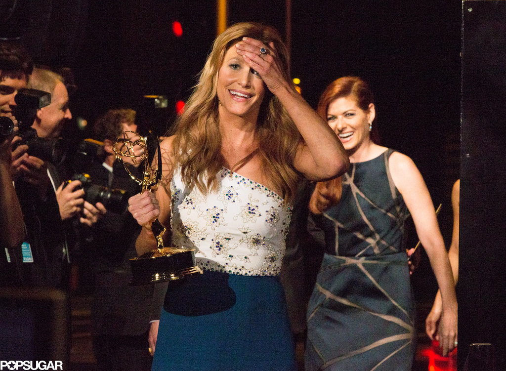 Anna Gunn was overwhelmed by her Emmy win for Breaking Bad.