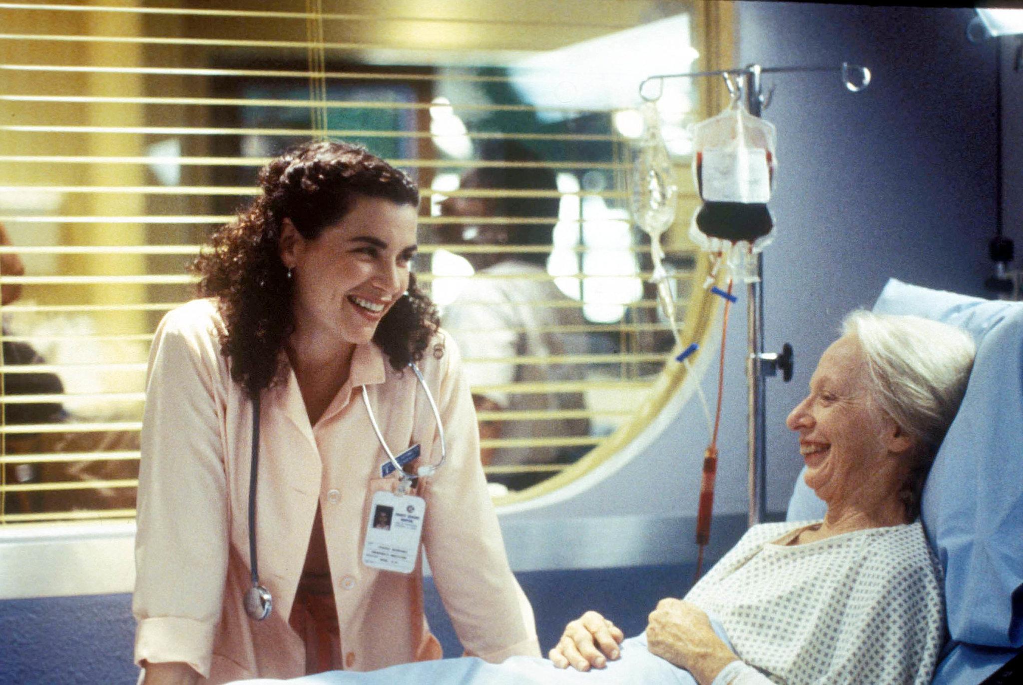 Carol From ER