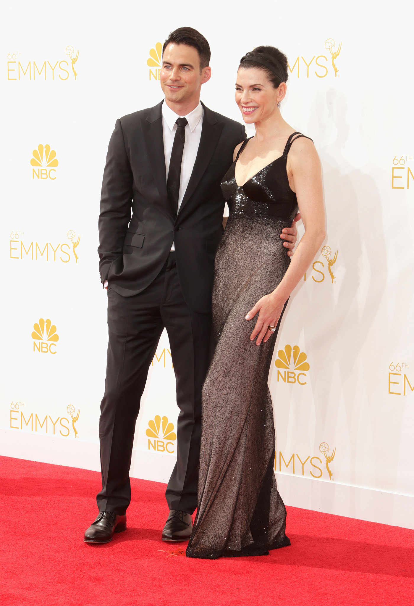 Did You See Julianna Margulies's Hot Husband at the Emmys?