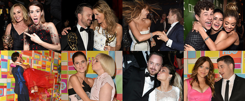 Best Night Ever? These Stars Had the Most Fun After the Emmys