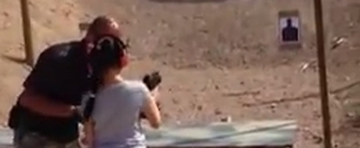 A 9-Year-Old's Gun Lesson Ends Tragically