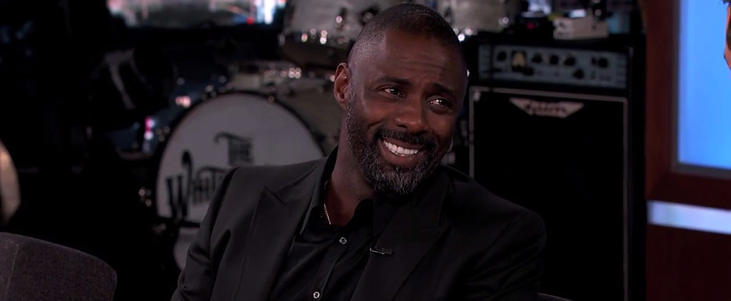 "Idris Elba Clears the Air on His Bulge: ""I Don't Want to Scare the World"""