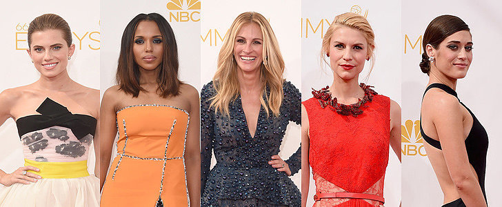 Best Dressed Celebrities at the Emmys!