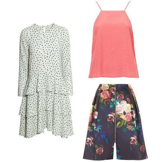 Spring 2014 Arrivals at Zara, Topshop, Asos and HM