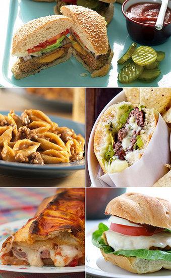 Reinvented Kiddie Food: Cheeseburger, Cheeseburger!