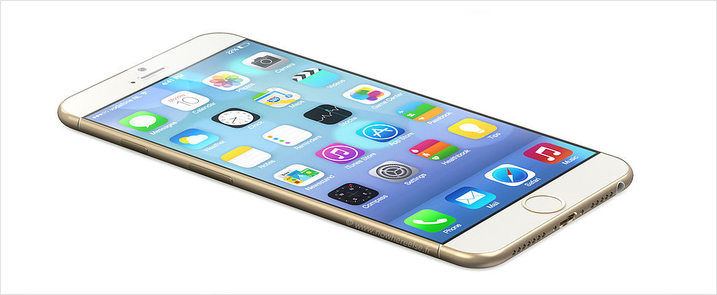 A First Look at the New Gold iPhone 6