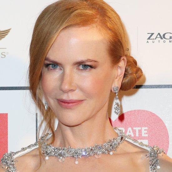 Nicole Kidman Talks Childbirth Memories