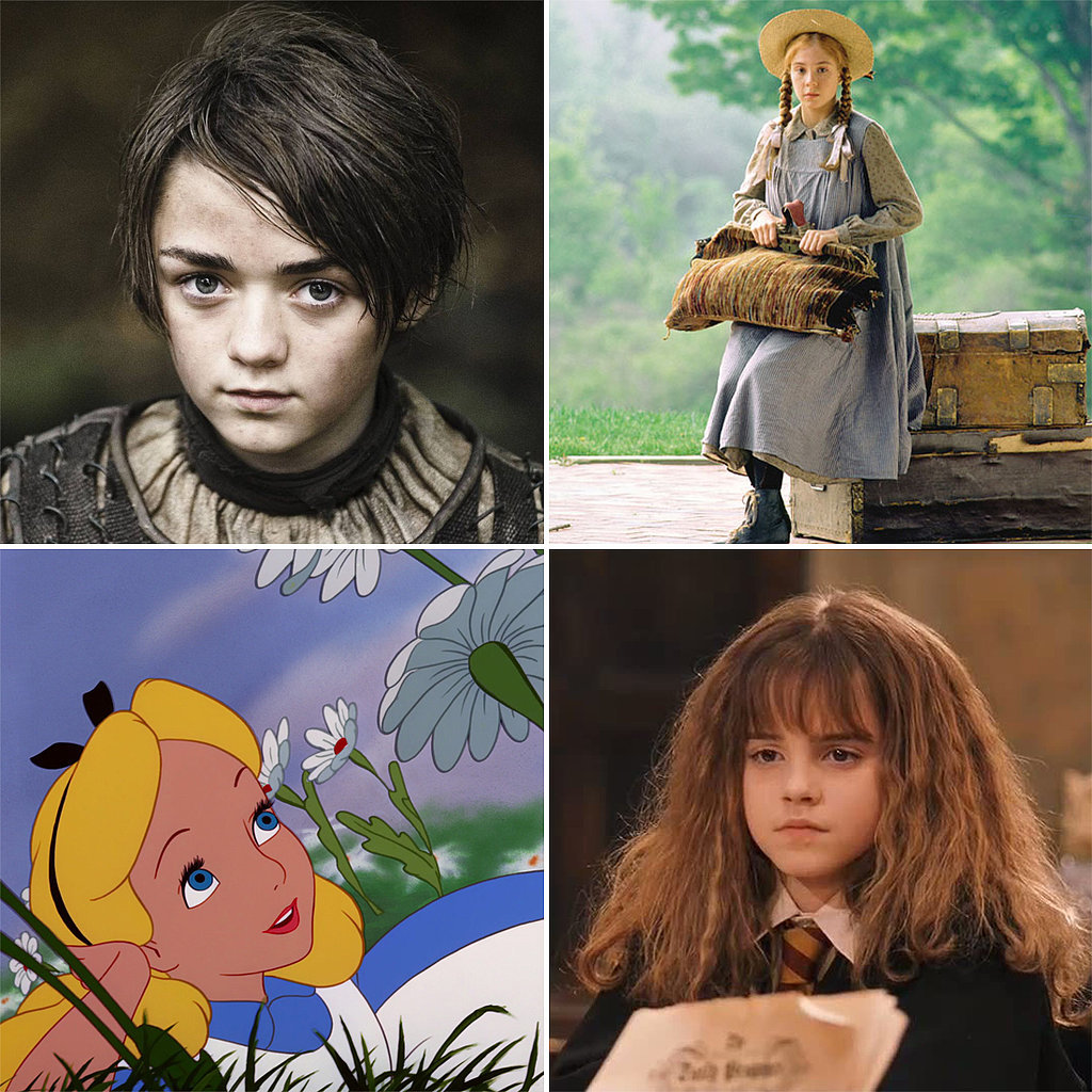 11 Lessons We've Learned From Young Heroines in Literature