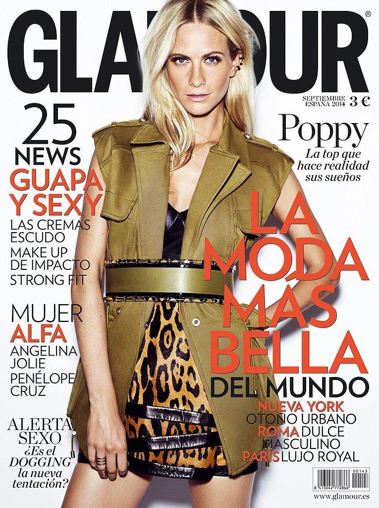 Glamour Spain September 2014