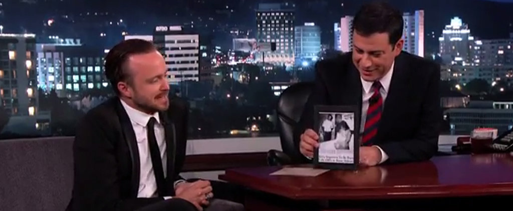 Aaron Paul Tells the Unbelievable Story of His Birth