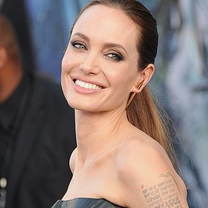 Best Beauty, Hair and Makeup Pictures of Angelina Jolie