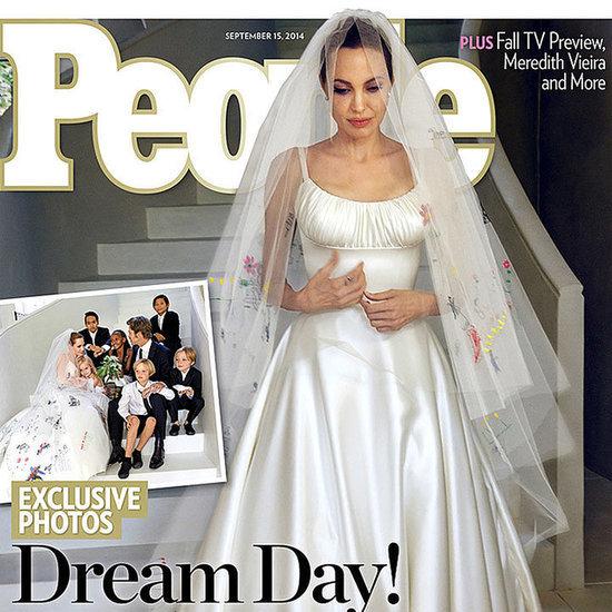 Angelina Jolie Versace Dresses
